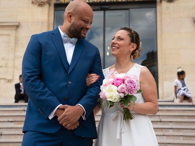 Le mariage de Véronique et Willy