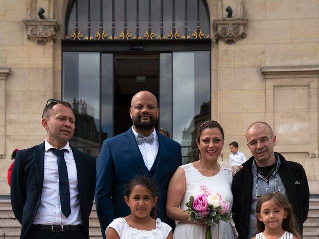 Le mariage de Willy et Véronique à Asnières sur Seine, Hauts-de-Seine 78
