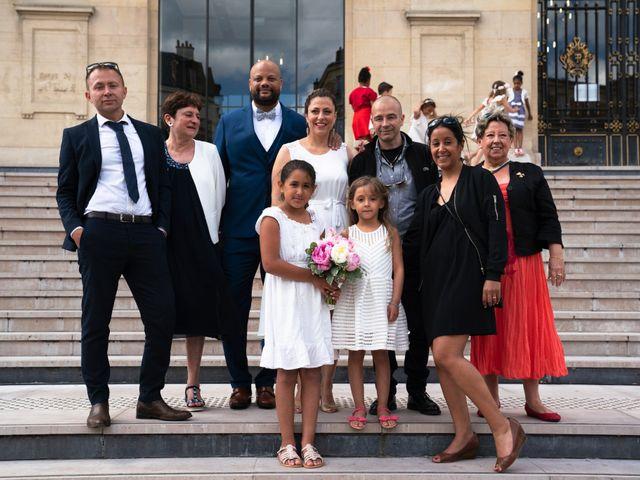 Le mariage de Willy et Véronique à Asnières sur Seine, Hauts-de-Seine 79