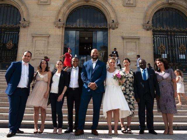 Le mariage de Willy et Véronique à Asnières sur Seine, Hauts-de-Seine 80