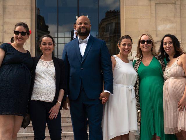 Le mariage de Willy et Véronique à Asnières sur Seine, Hauts-de-Seine 87