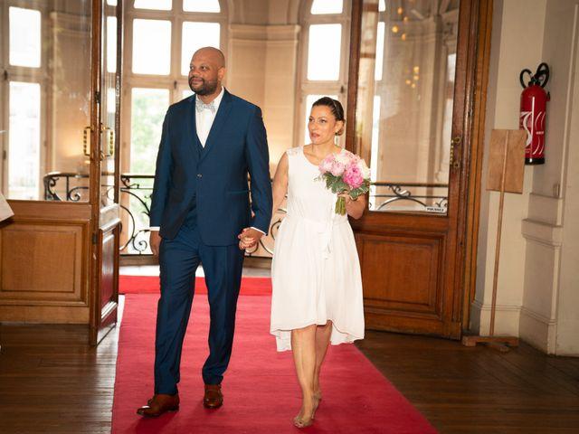 Le mariage de Willy et Véronique à Asnières sur Seine, Hauts-de-Seine 99