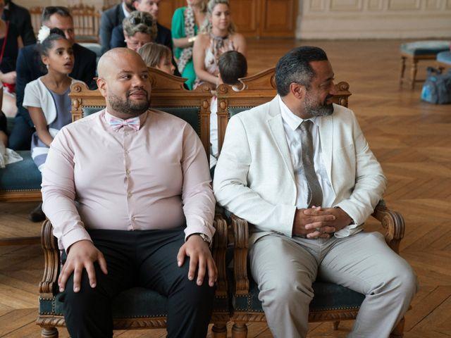 Le mariage de Willy et Véronique à Asnières sur Seine, Hauts-de-Seine 100