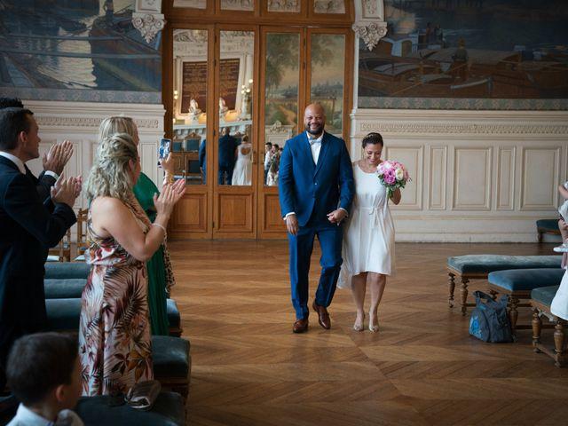 Le mariage de Willy et Véronique à Asnières sur Seine, Hauts-de-Seine 101