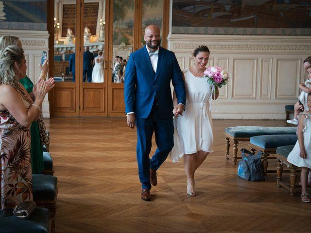 Le mariage de Willy et Véronique à Asnières sur Seine, Hauts-de-Seine 102