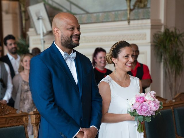 Le mariage de Willy et Véronique à Asnières sur Seine, Hauts-de-Seine 103