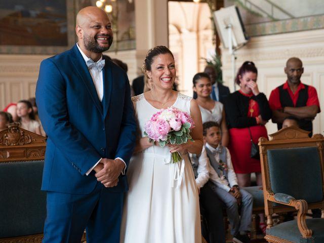 Le mariage de Willy et Véronique à Asnières sur Seine, Hauts-de-Seine 105