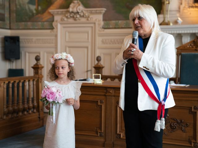 Le mariage de Willy et Véronique à Asnières sur Seine, Hauts-de-Seine 107