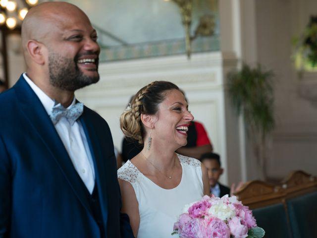 Le mariage de Willy et Véronique à Asnières sur Seine, Hauts-de-Seine 108