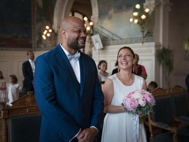 Le mariage de Willy et Véronique à Asnières sur Seine, Hauts-de-Seine 109