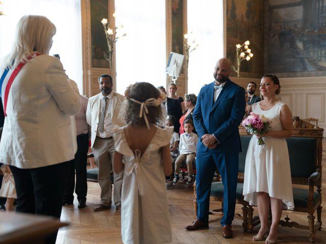 Le mariage de Willy et Véronique à Asnières sur Seine, Hauts-de-Seine 111