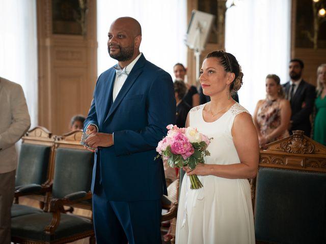 Le mariage de Willy et Véronique à Asnières sur Seine, Hauts-de-Seine 112