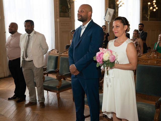 Le mariage de Willy et Véronique à Asnières sur Seine, Hauts-de-Seine 115