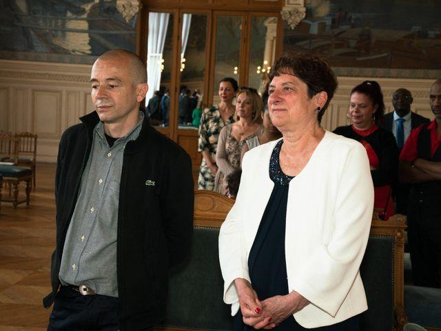 Le mariage de Willy et Véronique à Asnières sur Seine, Hauts-de-Seine 116
