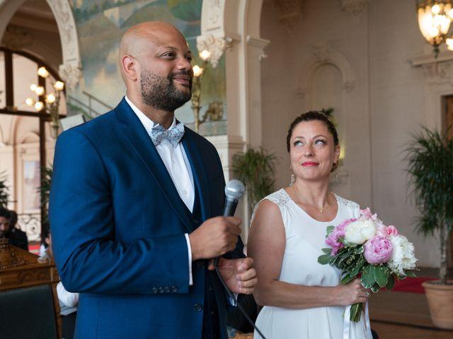Le mariage de Willy et Véronique à Asnières sur Seine, Hauts-de-Seine 122