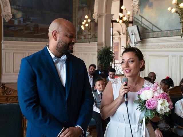 Le mariage de Willy et Véronique à Asnières sur Seine, Hauts-de-Seine 130