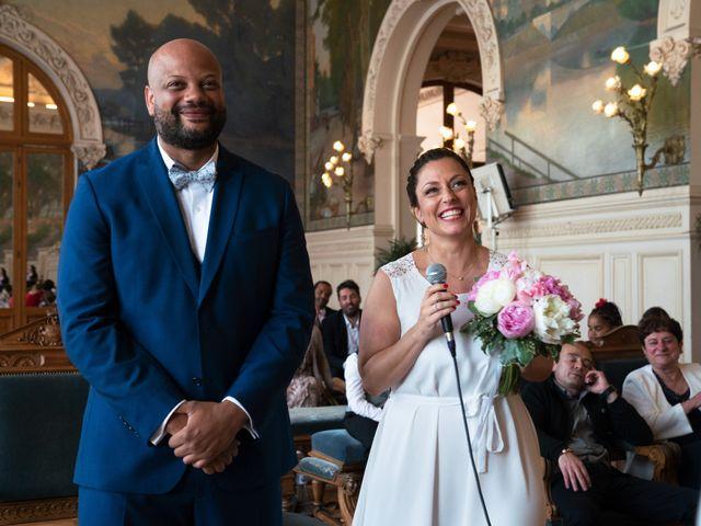 Le mariage de Willy et Véronique à Asnières sur Seine, Hauts-de-Seine 131
