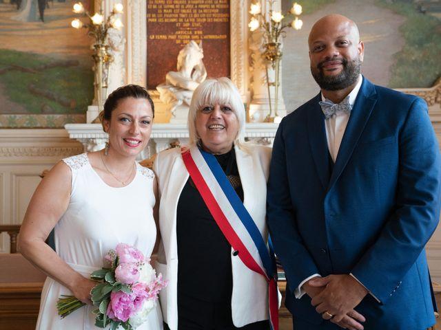 Le mariage de Willy et Véronique à Asnières sur Seine, Hauts-de-Seine 171