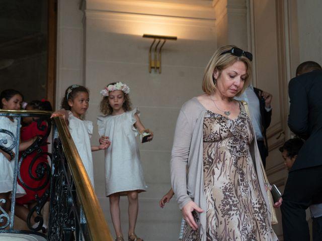 Le mariage de Willy et Véronique à Asnières sur Seine, Hauts-de-Seine 190