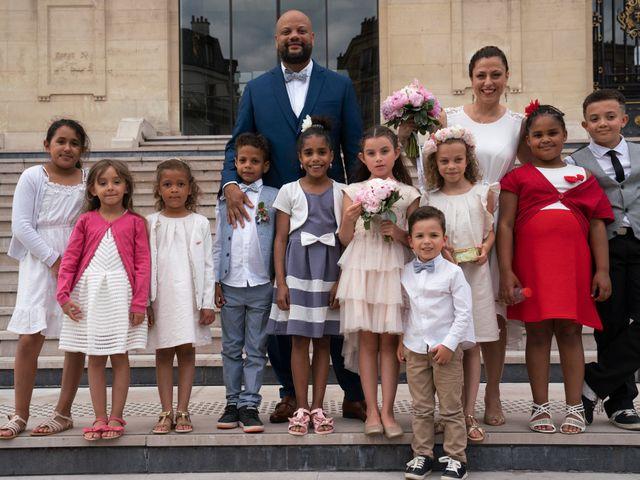 Le mariage de Willy et Véronique à Asnières sur Seine, Hauts-de-Seine 194