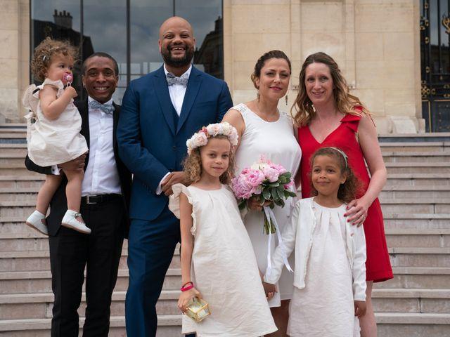 Le mariage de Willy et Véronique à Asnières sur Seine, Hauts-de-Seine 195