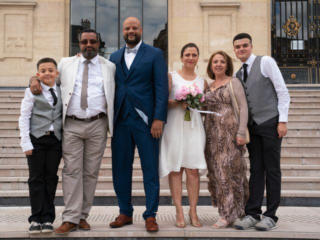 Le mariage de Willy et Véronique à Asnières sur Seine, Hauts-de-Seine 197