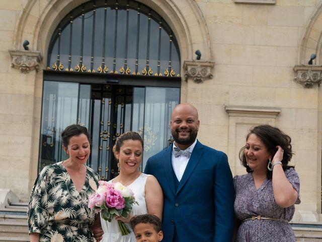 Le mariage de Willy et Véronique à Asnières sur Seine, Hauts-de-Seine 199