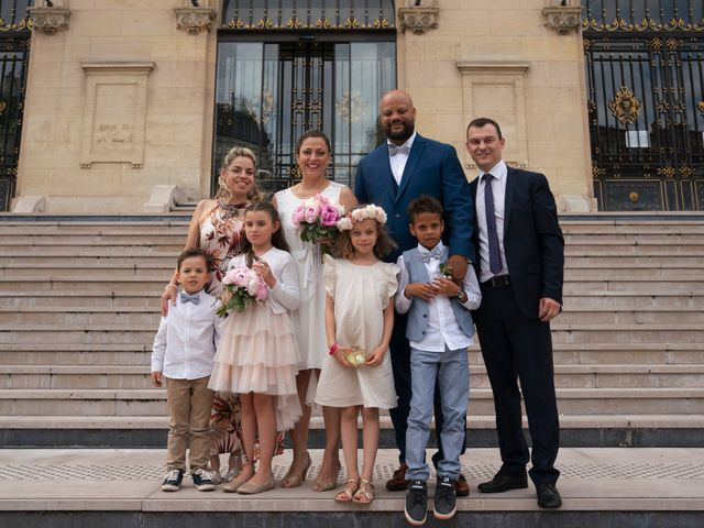 Le mariage de Willy et Véronique à Asnières sur Seine, Hauts-de-Seine 200