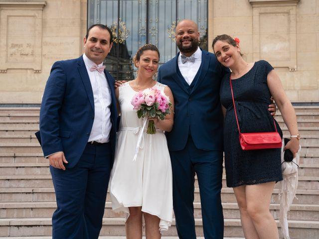 Le mariage de Willy et Véronique à Asnières sur Seine, Hauts-de-Seine 201