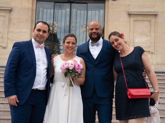 Le mariage de Willy et Véronique à Asnières sur Seine, Hauts-de-Seine 202