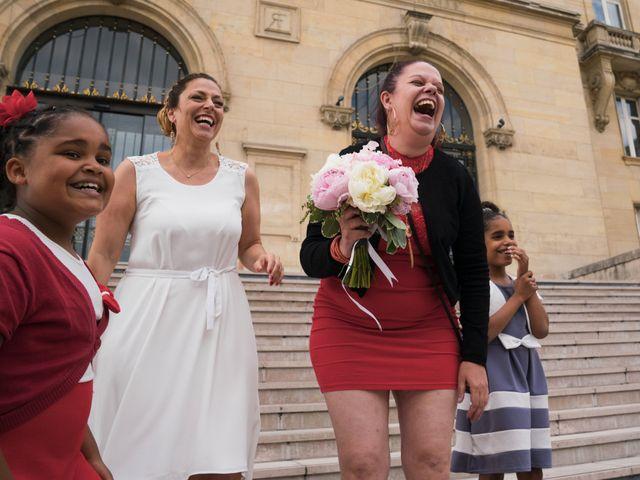 Le mariage de Willy et Véronique à Asnières sur Seine, Hauts-de-Seine 205