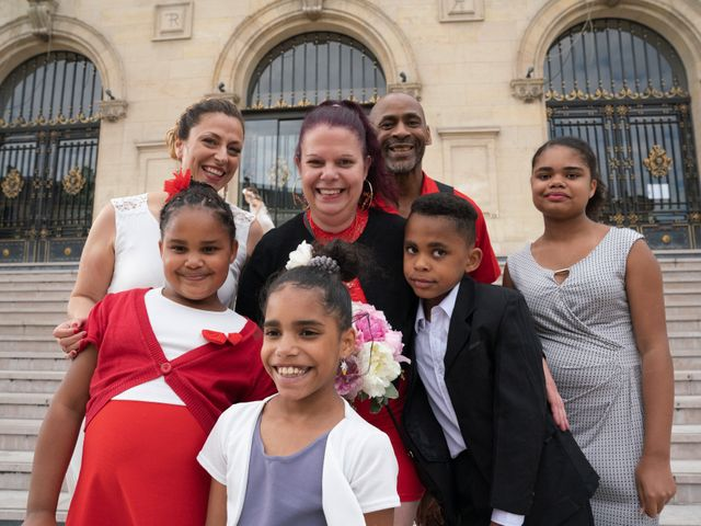 Le mariage de Willy et Véronique à Asnières sur Seine, Hauts-de-Seine 206