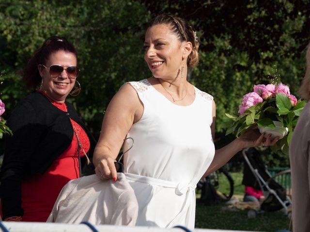 Le mariage de Willy et Véronique à Asnières sur Seine, Hauts-de-Seine 208