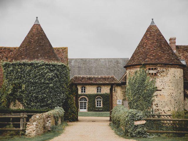Le mariage de Godefroy et Sophie à La Chapelle-Fortin, Eure-et-Loir 3
