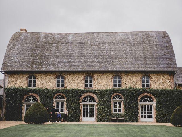 Le mariage de Godefroy et Sophie à La Chapelle-Fortin, Eure-et-Loir 4