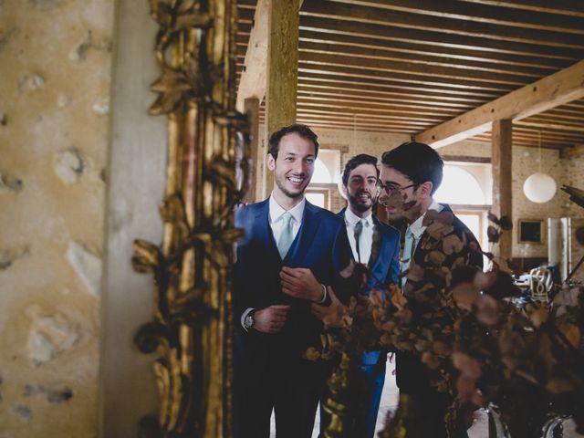 Le mariage de Godefroy et Sophie à La Chapelle-Fortin, Eure-et-Loir 12