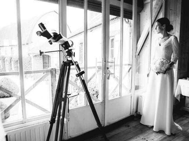 Le mariage de Godefroy et Sophie à La Chapelle-Fortin, Eure-et-Loir 25