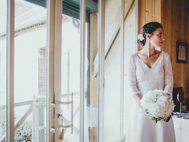 Le mariage de Godefroy et Sophie à La Chapelle-Fortin, Eure-et-Loir 28