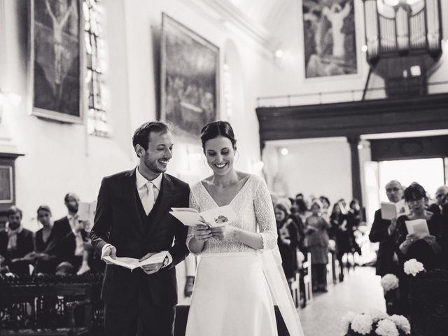 Le mariage de Godefroy et Sophie à La Chapelle-Fortin, Eure-et-Loir 35