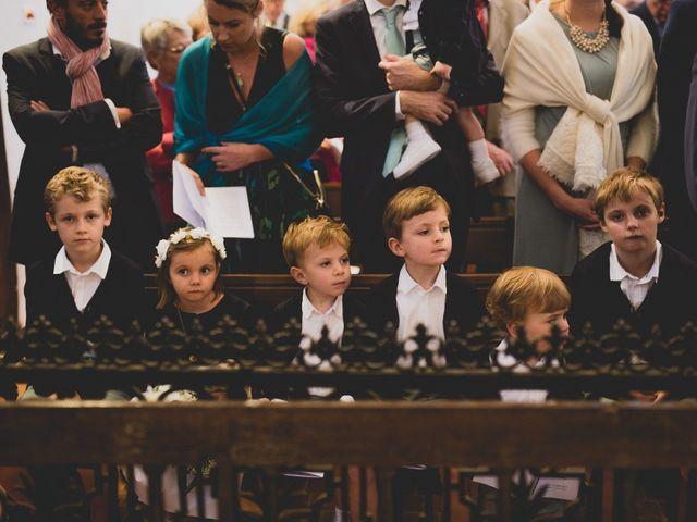 Le mariage de Godefroy et Sophie à La Chapelle-Fortin, Eure-et-Loir 37