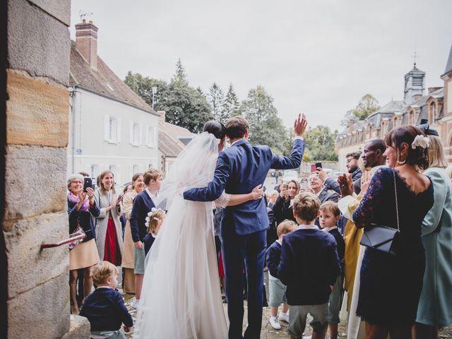Le mariage de Godefroy et Sophie à La Chapelle-Fortin, Eure-et-Loir 42