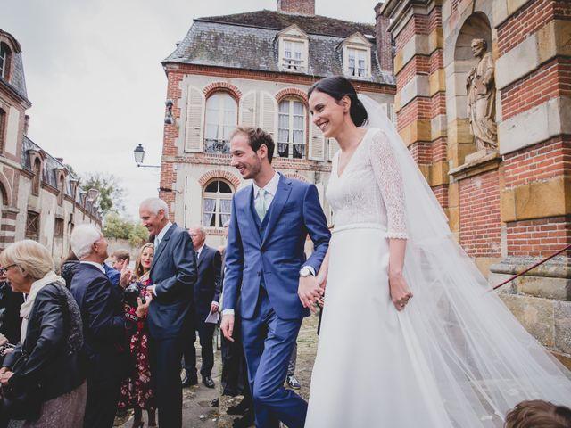 Le mariage de Godefroy et Sophie à La Chapelle-Fortin, Eure-et-Loir 44