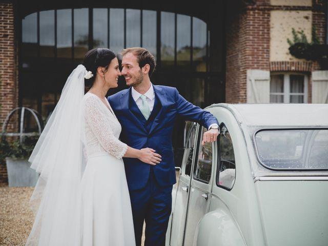 Le mariage de Godefroy et Sophie à La Chapelle-Fortin, Eure-et-Loir 46