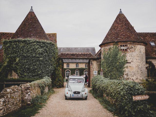 Le mariage de Godefroy et Sophie à La Chapelle-Fortin, Eure-et-Loir 47