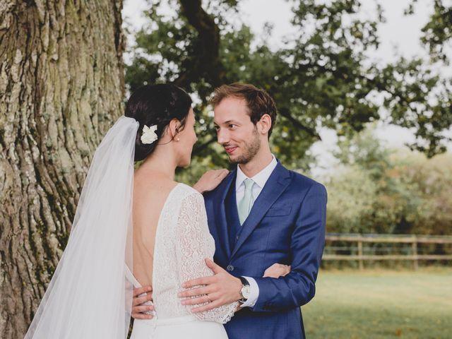 Le mariage de Godefroy et Sophie à La Chapelle-Fortin, Eure-et-Loir 49