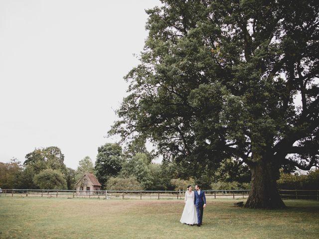 Le mariage de Godefroy et Sophie à La Chapelle-Fortin, Eure-et-Loir 50