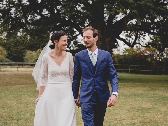 Le mariage de Godefroy et Sophie à La Chapelle-Fortin, Eure-et-Loir 52