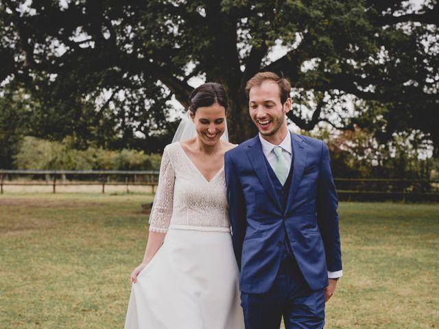 Le mariage de Godefroy et Sophie à La Chapelle-Fortin, Eure-et-Loir 53