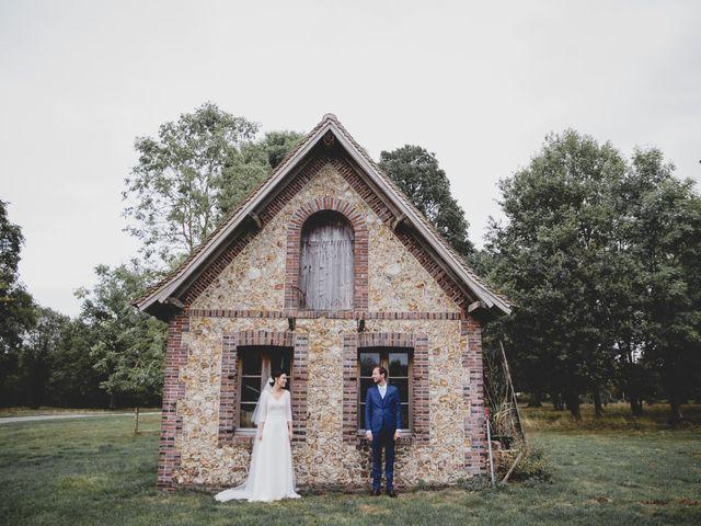 Le mariage de Godefroy et Sophie à La Chapelle-Fortin, Eure-et-Loir 54