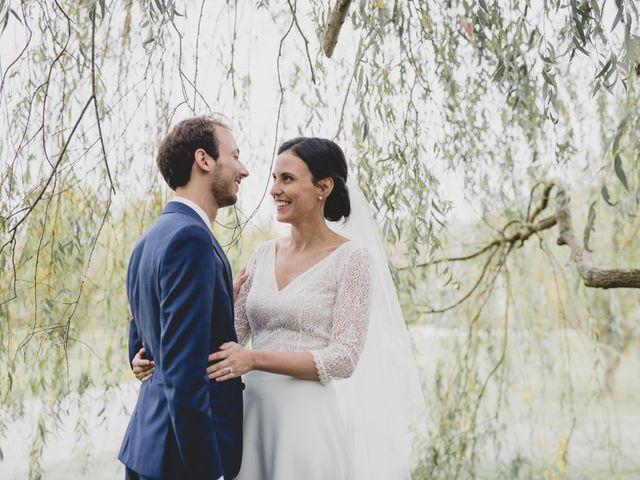 Le mariage de Godefroy et Sophie à La Chapelle-Fortin, Eure-et-Loir 56